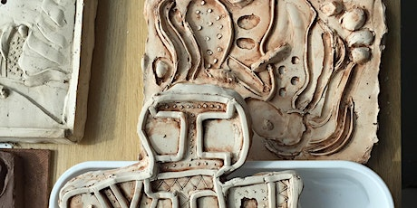 Bas Relief and Handcasting Full Day Art Workshop tickets
