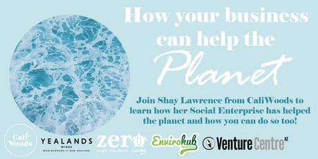 How your business can help the planet tickets