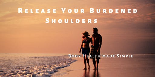 Release your Burdened Shoulders