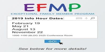 EFMP Information and Craft Hour