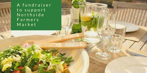 Harvest Pizza Dinner Fundraiser to Benefit Northside Farmers Market