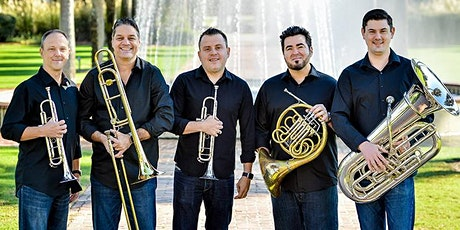 Boston Brass at NEIU tickets
