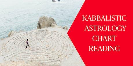 Personal Kabbalistic Astrology Chart Reading with Rachel Schwartz tickets