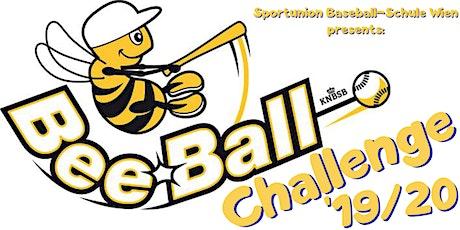 BeeBall Challenge Jänner 2020 Tickets