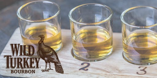 Bosscat Newport Whiskey Wednesday  - Wild Turkey