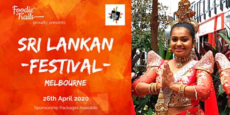 Sri Lankan Festival Melbourne tickets