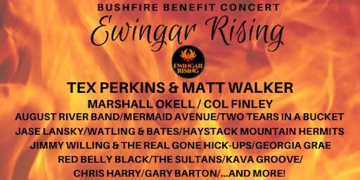 Ewingar Rising - Bushfire Recovery Benefit