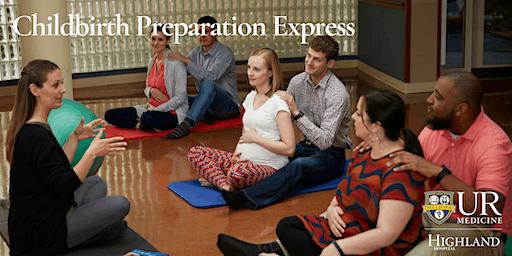 Childbirth Preparation Express, Saturday 1/11/20