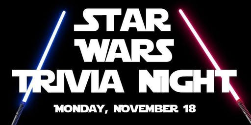 Star Wars Trivia at Big Storm Pasco