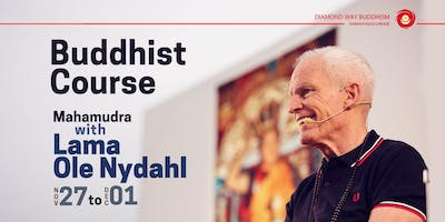 Buddhist Course with Lama Ole Nydahl