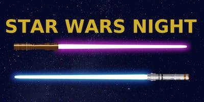 Star Wars Night at Spicoli's