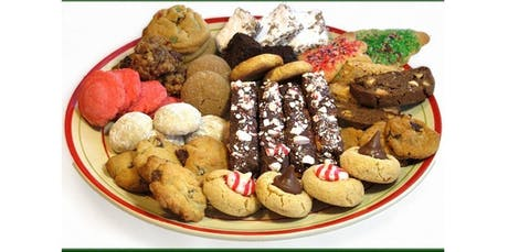 Holiday Cookies (2019-12-08 starts at 1:40 PM) tickets