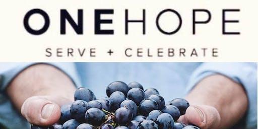 ONEHOPE Wine Tasting Fundraiser