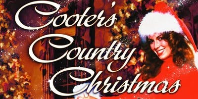 """Dec 7th """"Cooter's Country Christmas"""" Featuring Catherine Bach"""