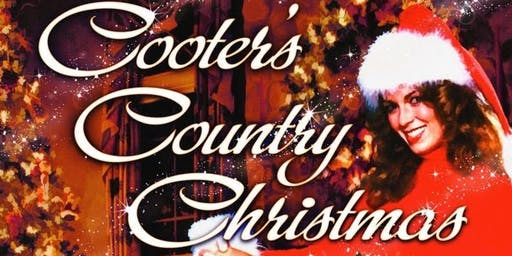 "Dec 7th ""Cooter's Country Christmas"" Featuring Catherine Bach"