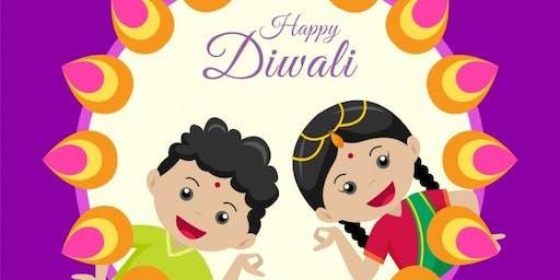 SAJAN - Kids Diwali Event