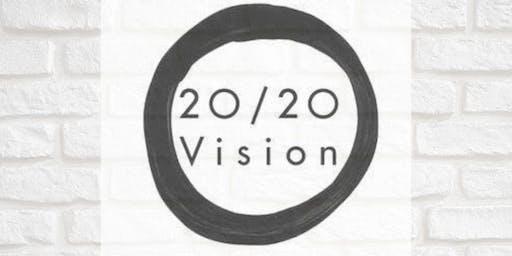 20/20 Vision Board Event