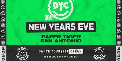 Dance Yourself Clean New Years Eve