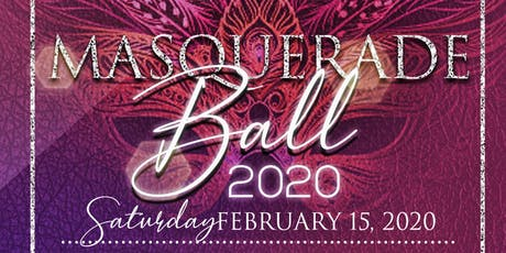 Masquerade Ball 2020 tickets