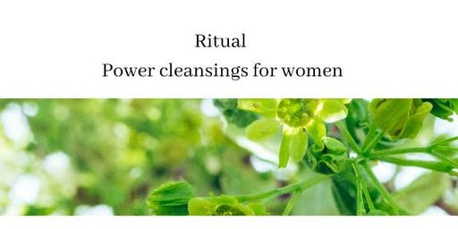 Power cleansing for women