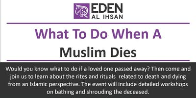 What To Do When A Muslim Dies (Sisters Only, In Urdu)
