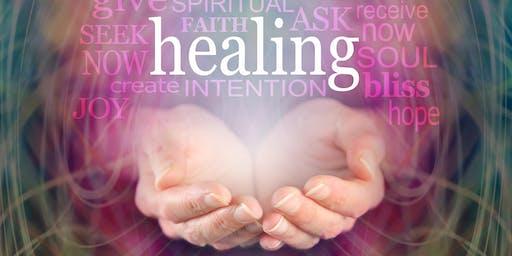 3rd Wednesday Community Healing Clinic - November 2019