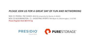 Pure & Presidio Event