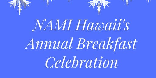 NAMI Hawaii's Annual Breakfast Celebration
