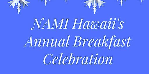 NAMI Hawaii's Annual Breakfast Celebration