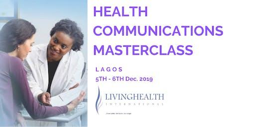 Health Communications Masterclass