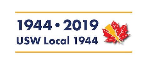 Unit 3  75th Anniversary Celebration Duncan Event - Nov 23 2019 tickets
