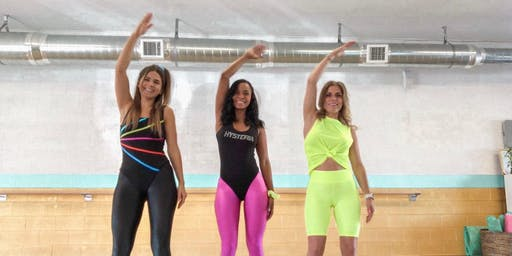 Retro Turkey Burn Workout Party (Alley Fitness X You Can Sweat With Us)