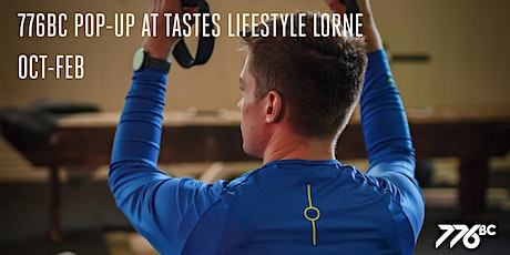 776BC Pop-Up at Tastes Lifestyle Lorne tickets