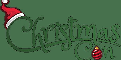 Pastime Comics Christmas Comic Con
