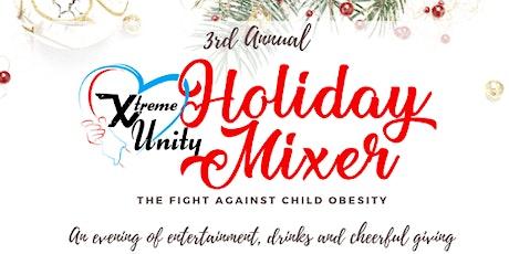 Xtreme Unity Holiday Mixer tickets