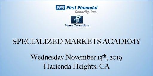 Specialized Markets Academy