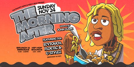 The Morning After Brunch tickets