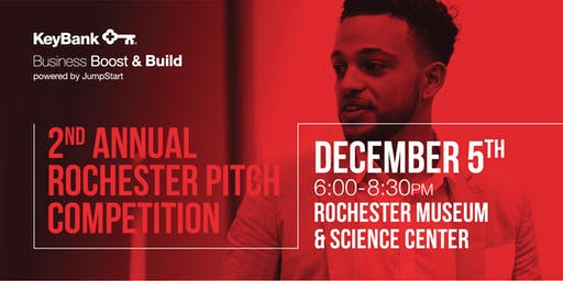 2nd Annual KeyBank Business Boost & Build Pitch Competition