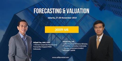 2 Days Workshop :  Forecasting & Valuation