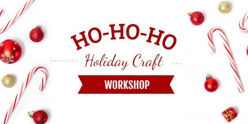 3D Reindeer Stable Craft Kitworkshop