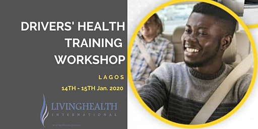 Drivers' Health Training Workshop