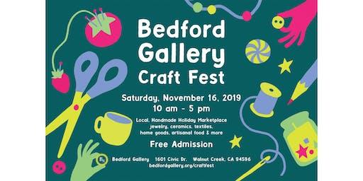 Bedford Gallery Craft Fest