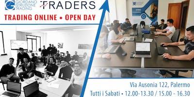 Trading Online e Criptovalute | Open Days GRATUITI a Palermo