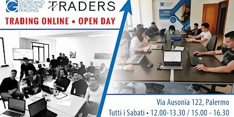 Trading Online e Criptovalute | Open Days GRATUITI a Palermo biglietti