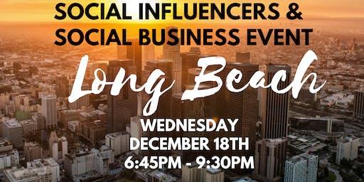 Social Influencers & OTG Social Business Event - December 2019
