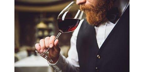 Charla de presentación de Programas 2020 - Escuela de vinos Winexperts entradas