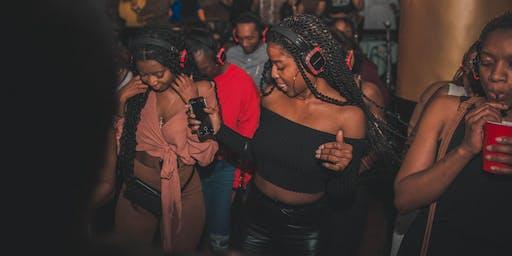 """MILLENNIUM AGE HOSTS: SILENT PARTY NASHVILLE """"R&B vs TRAP WARS"""""""