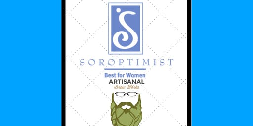 Soroptimist International Of Saratoga Fundraiser at Artisanal Brew Works
