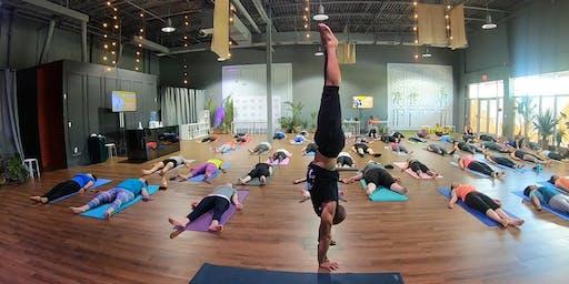 Yoga (by Nestor Sandoval)