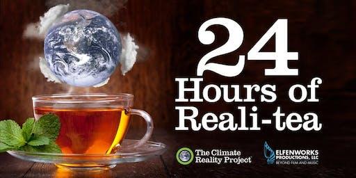 Climate Reali-tea